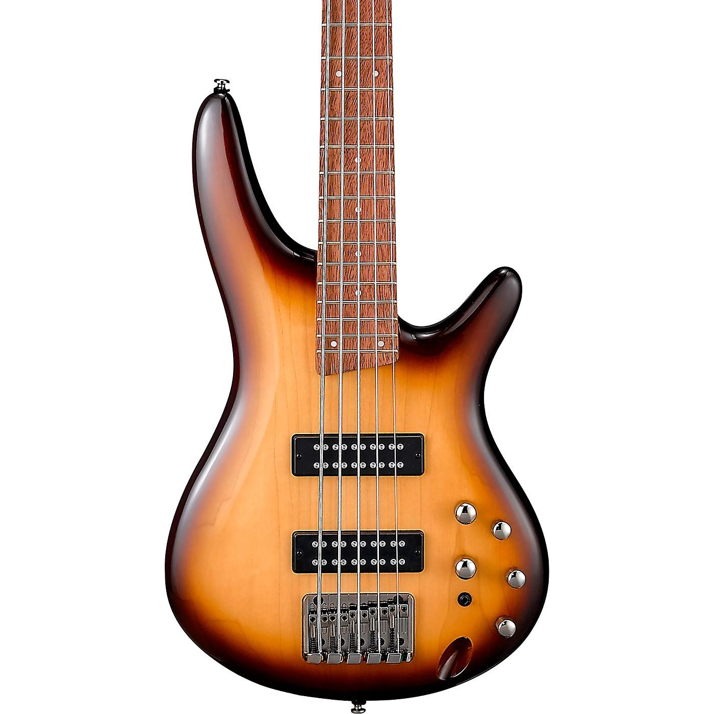 Ibanez SR375E 5-String Bass thumbnail