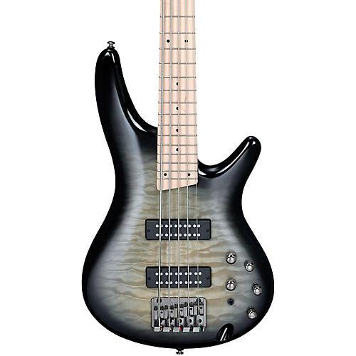 Ibanez SR405EMQM 5-String Electric Bass thumbnail