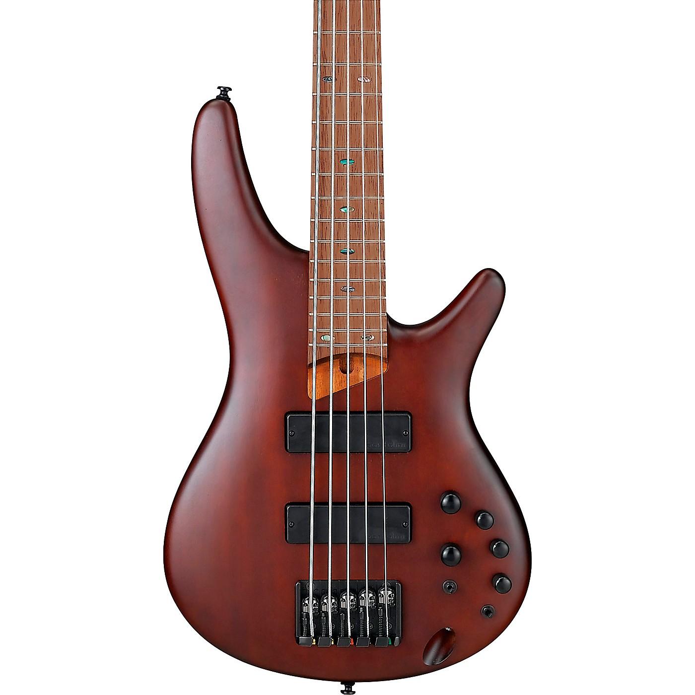 Ibanez SR500E 5-String Electric Bass thumbnail