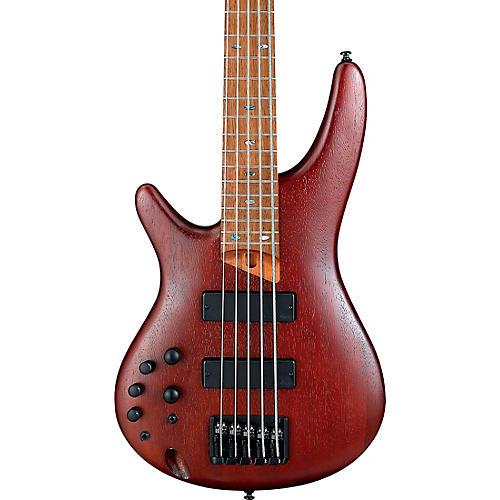 Ibanez SR505EL Left-Handed 5-String Electric Bass thumbnail