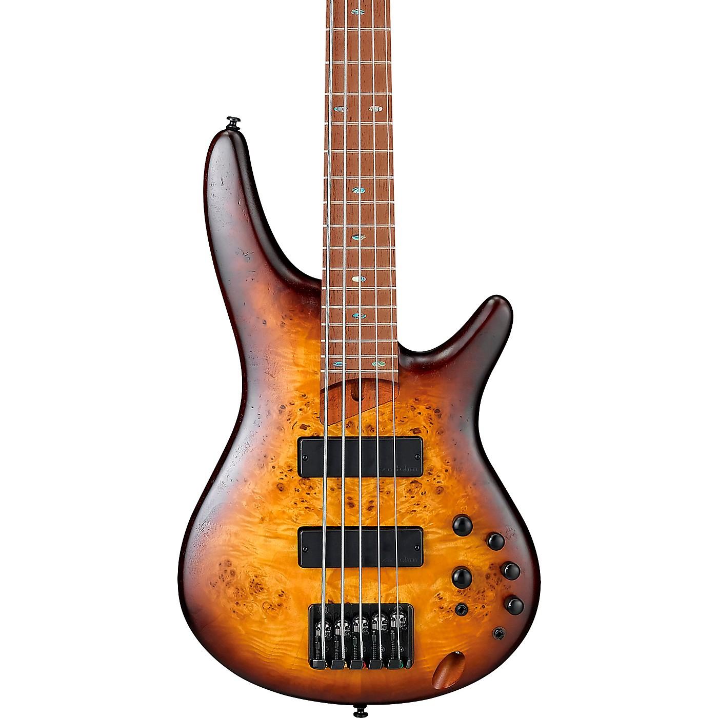 Ibanez SR505EPB 5-String Electric Bass thumbnail