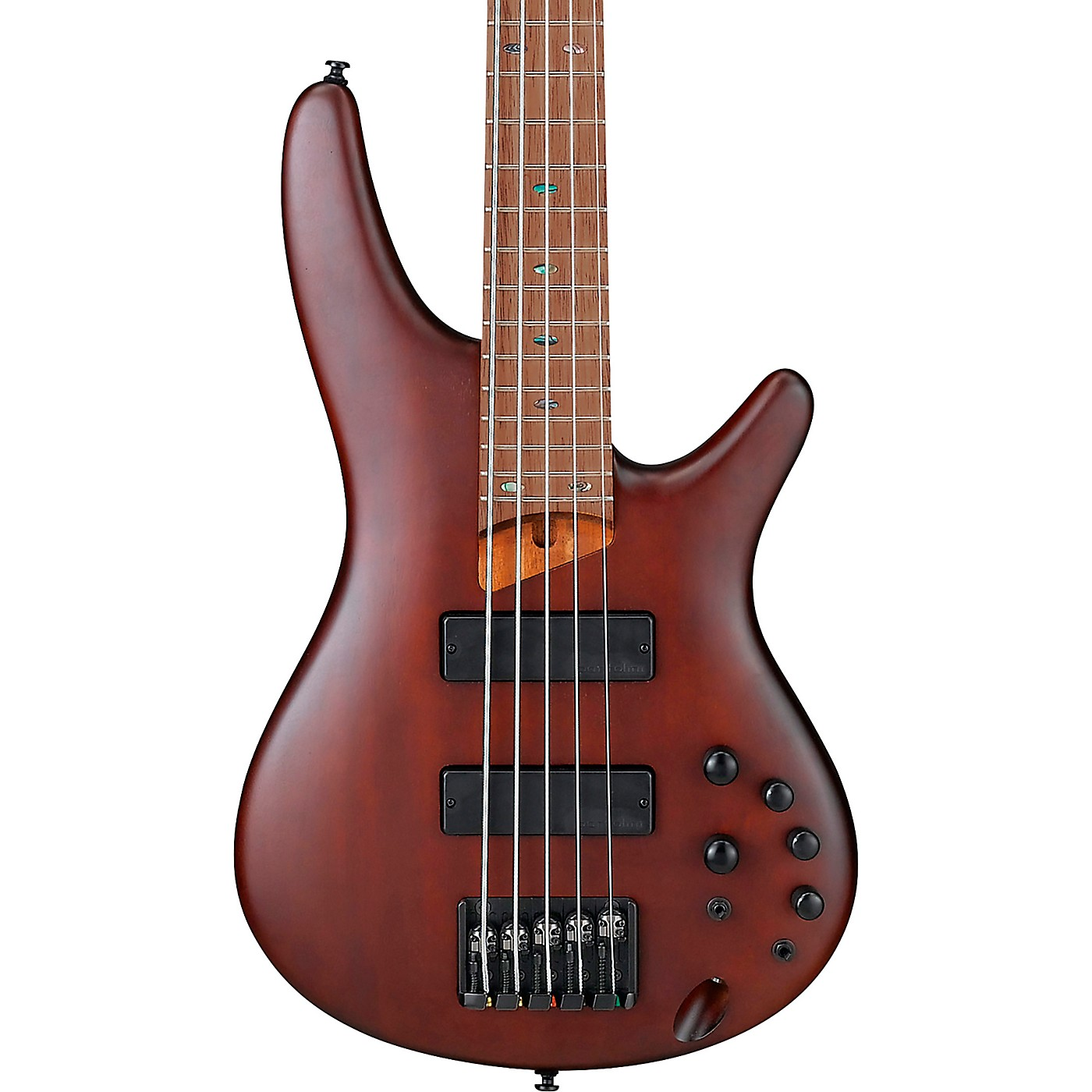 Ibanez SR505EZW 5-String Electric Bass Guitar thumbnail