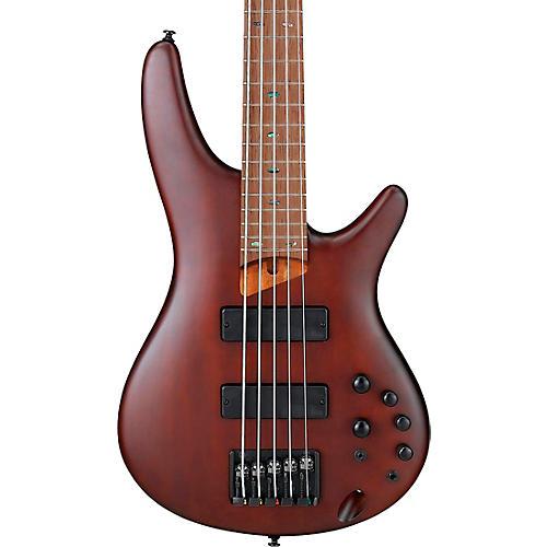 Ibanez SR505EZW 5-String Electric Bass Guitar thumbnail