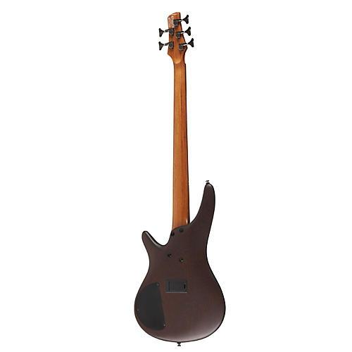 Ibanez SR505QM 5-String Electric Bass Guitar thumbnail