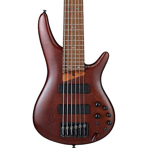 Ibanez SR506E 6-String Electric Bass thumbnail