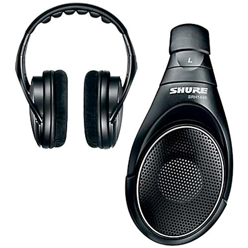 Shure SRH1440 Professional Open Back Headphones thumbnail