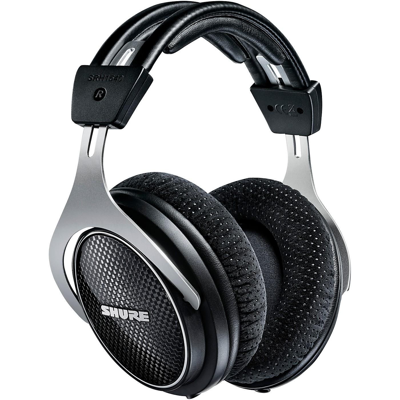 Shure SRH1540 Premium Closed-Back Headphones thumbnail