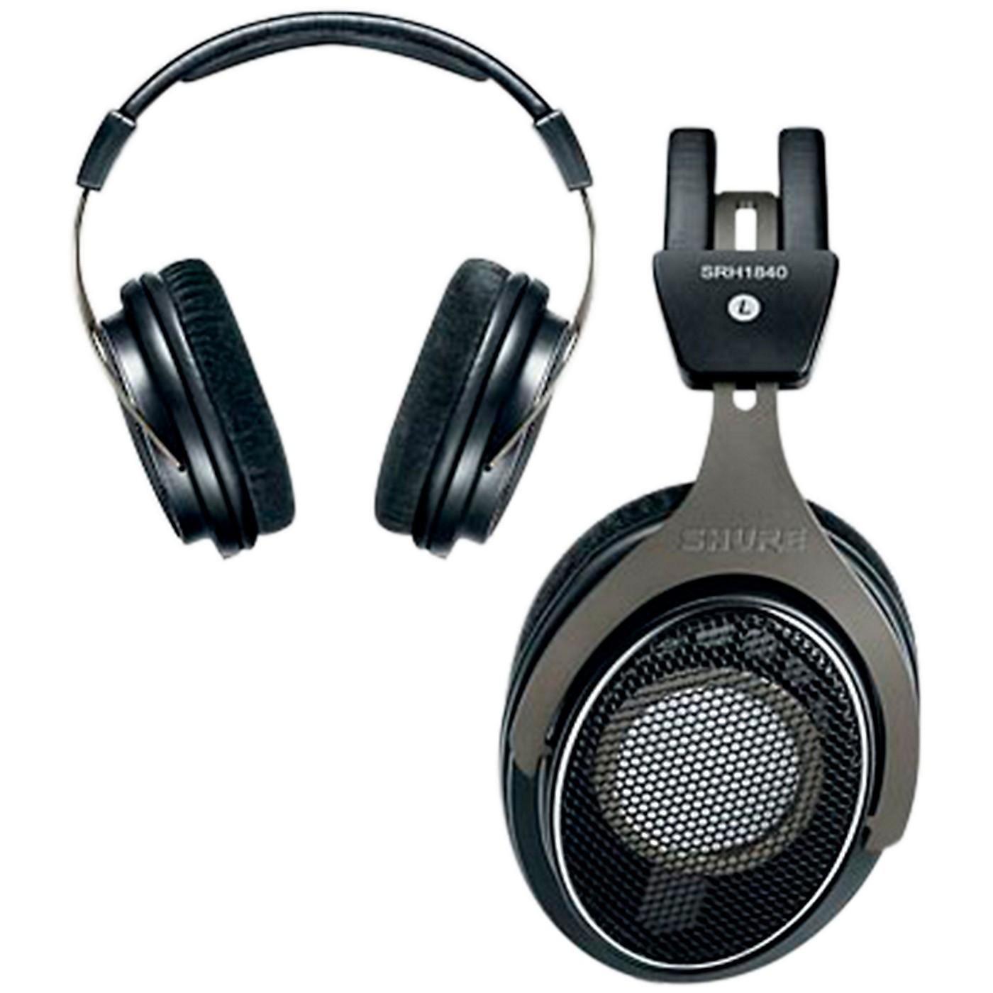 Shure SRH1840 Professional Open Back Headphones thumbnail