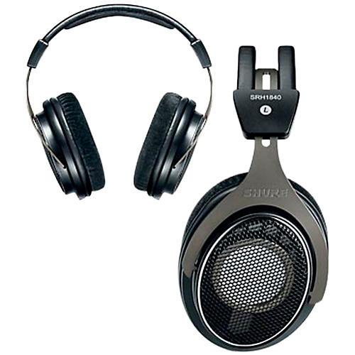 Shure SRH1840 Professional Open Back Headphones thumbnail