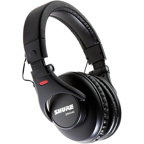 Shure SRH440 Studio Headphones thumbnail