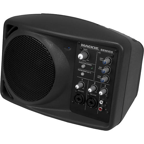 Mackie SRM150 Active Speaker (Black) thumbnail