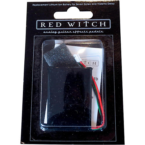Red Witch SS and Violetta Replacement Battery thumbnail
