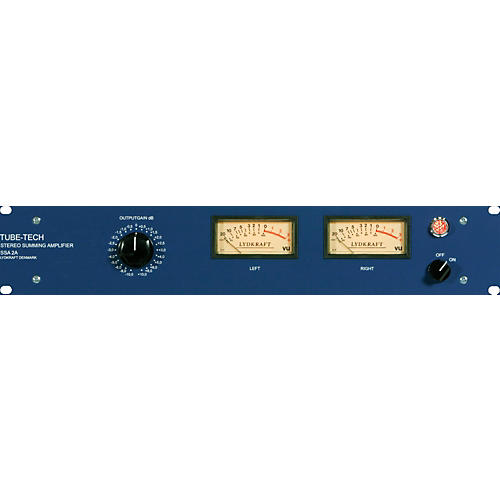 Tube-Tech SSA-2B Stereo Summing Amplifier thumbnail