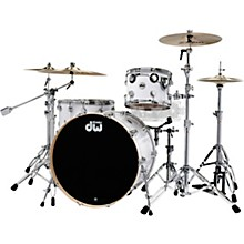 "DW SSC Collector's Series 4-Piece Finish Ply Shell Pack w/24"" Bass Drum with Chrome Hardware"