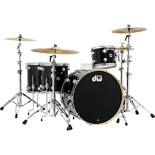 DW SSC Collector's Series 4-Piece Finish Ply Shell Pack with 24