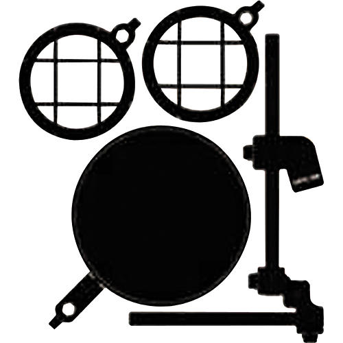 Sabra Som SSM-POP Pop Filter and Shock Mount Kit for Microphones thumbnail