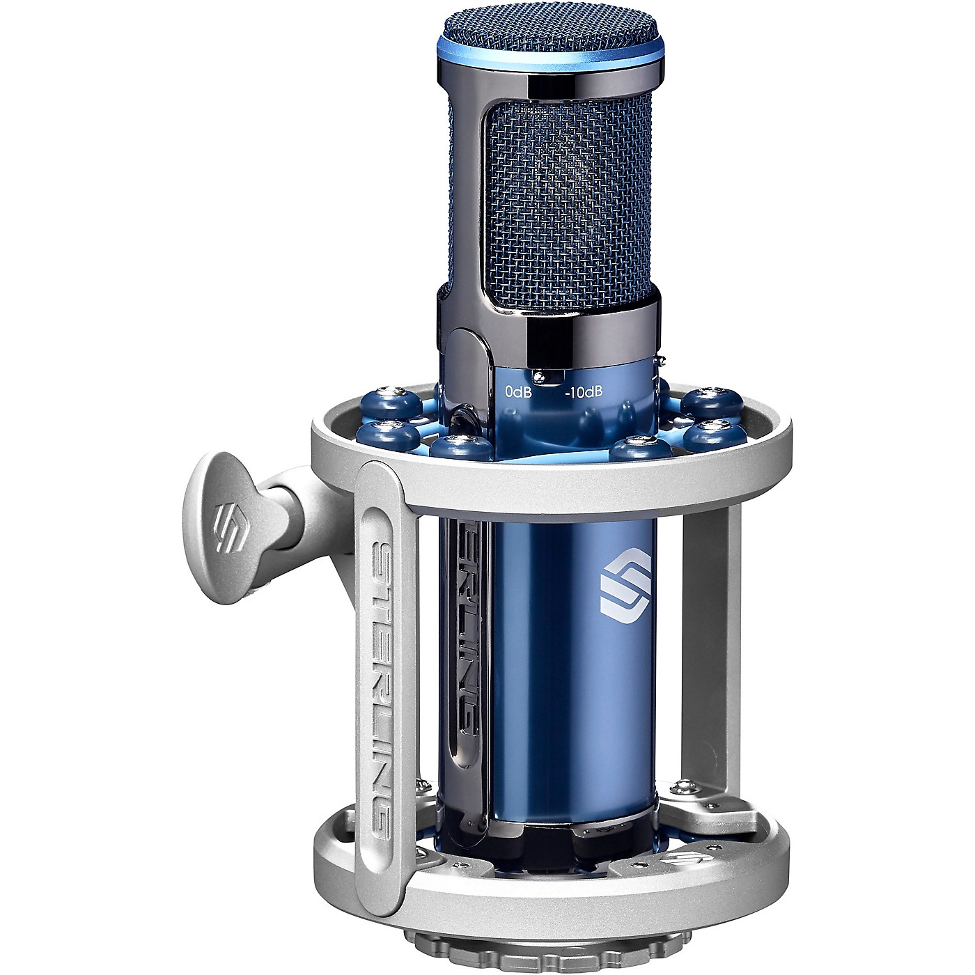 Sterling Audio ST-169 Multi-Pattern Tube Condenser Microphone thumbnail