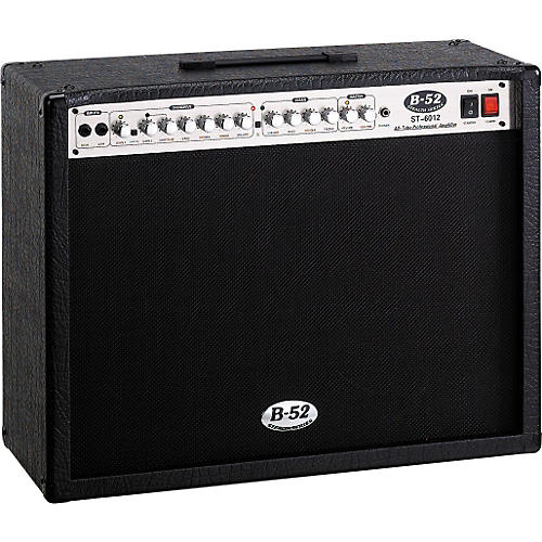 B-52 ST-6012 60W Tube 2x12 Guitar Combo Amp with Celestion Vintage 30's thumbnail