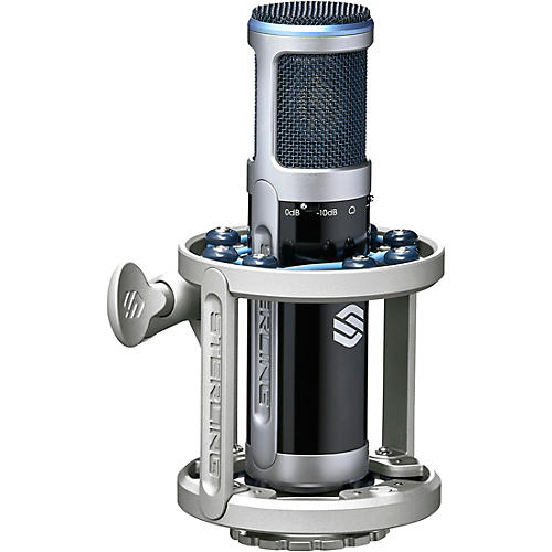 Sterling Audio ST155 Large-Diaphragm Condenser Microphone thumbnail