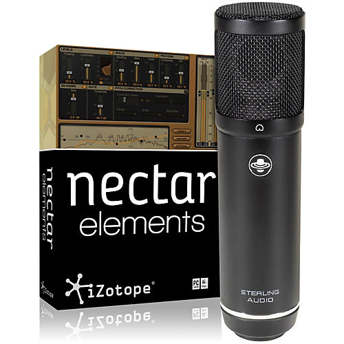 Sterling Audio ST51 Mic with Nectar Elements Bundle thumbnail