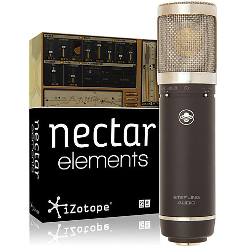 Sterling Audio ST55 Mic with Nectar Elements Bundle thumbnail
