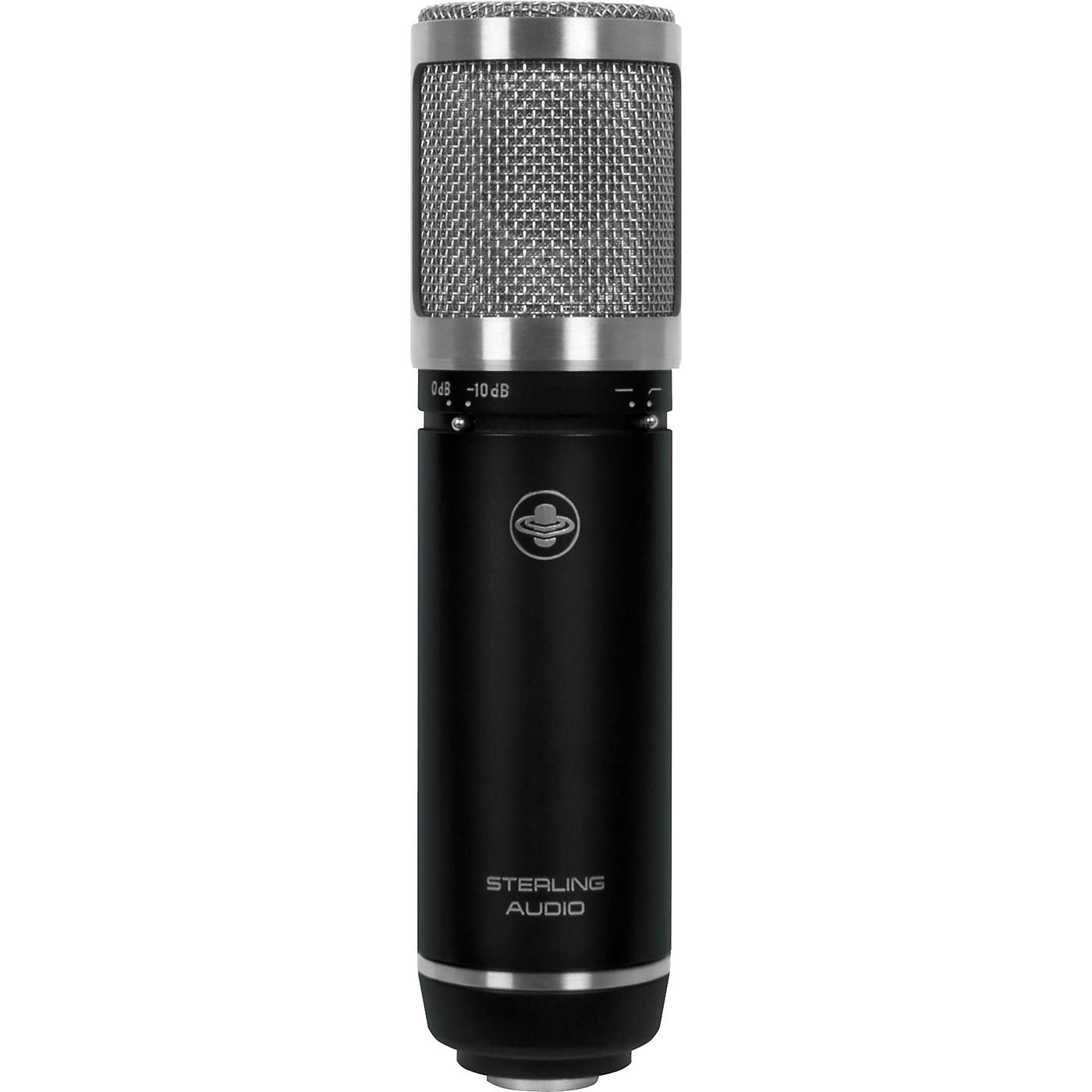 Sterling Audio ST59 Multi-Pattern FET Condenser Mic thumbnail