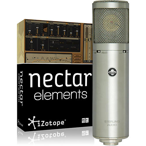 Sterling Audio ST69 Mic with Nectar Elements Bundle thumbnail