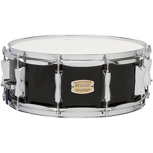 Yamaha STAGE SBS 1455CR CUSTOM BIRCH SNARE 14X5 5 IN CRANBERRY RED thumbnail