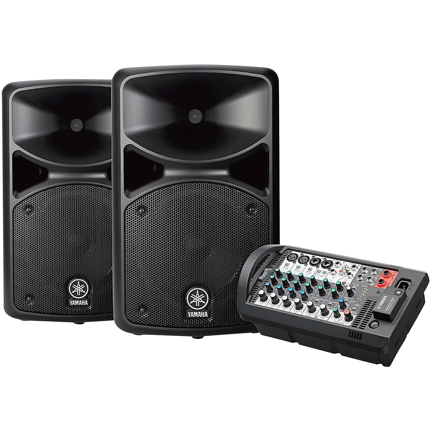 Yamaha STAGEPAS 400BT Portable PA system with Bluetooth thumbnail