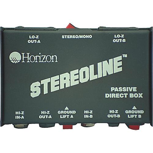 Rapco Horizon STL-1 Stereo Line Direct Box thumbnail
