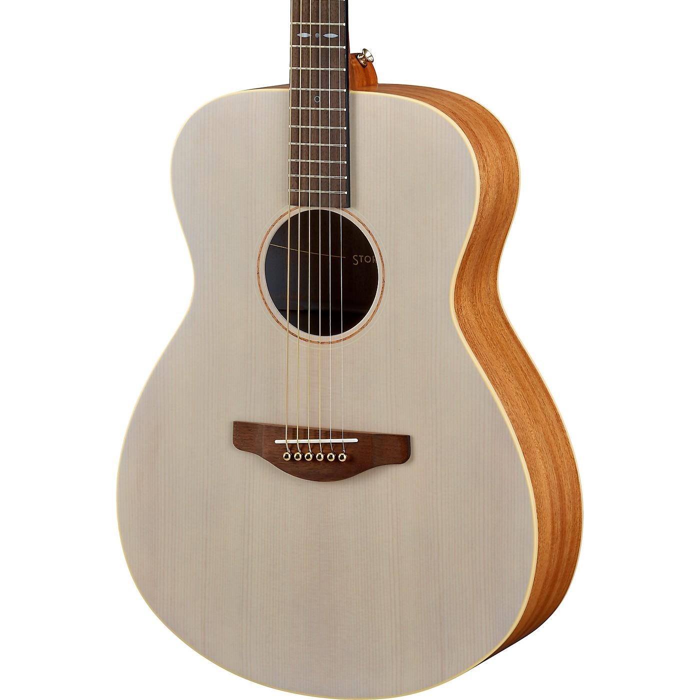 Yamaha STORIA I Concert Acoustic-Electric Guitar thumbnail