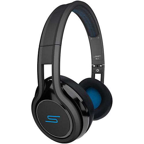 SMS Audio STREET by 50 Cent Wired DJ Headphones thumbnail