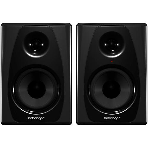 Behringer STUDIO 50USB High-Resolution, 150-Watt Bi-Amped Reference Studio Monitors with USB Input thumbnail