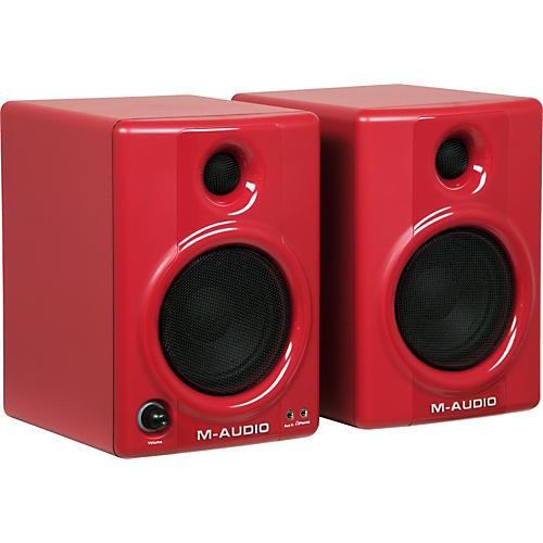 M-Audio STUDIOPHILE AV 40 Red Edition thumbnail