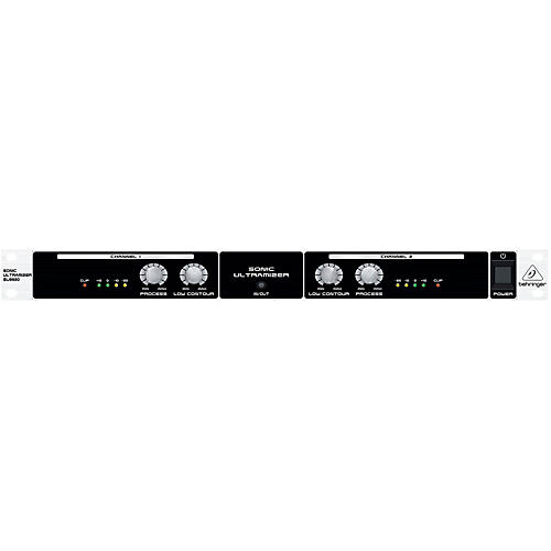 Behringer SU9920 Sonic UltramizerStereo Sound Enhancement Processor thumbnail