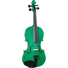 Cremona SV-130GN Series Sparkling Green Violin Outfit