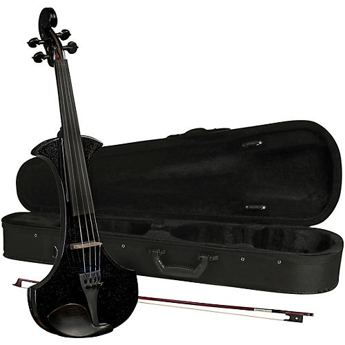 Cremona SV-180BKE Premier Student Electric Violin Outfit thumbnail