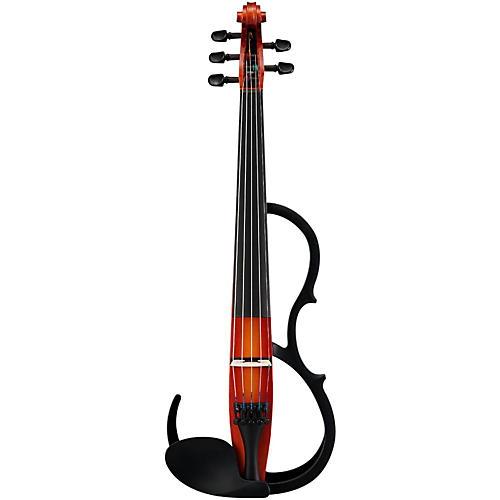 Yamaha SV-255 SV Pro 5-String Silent Violin thumbnail