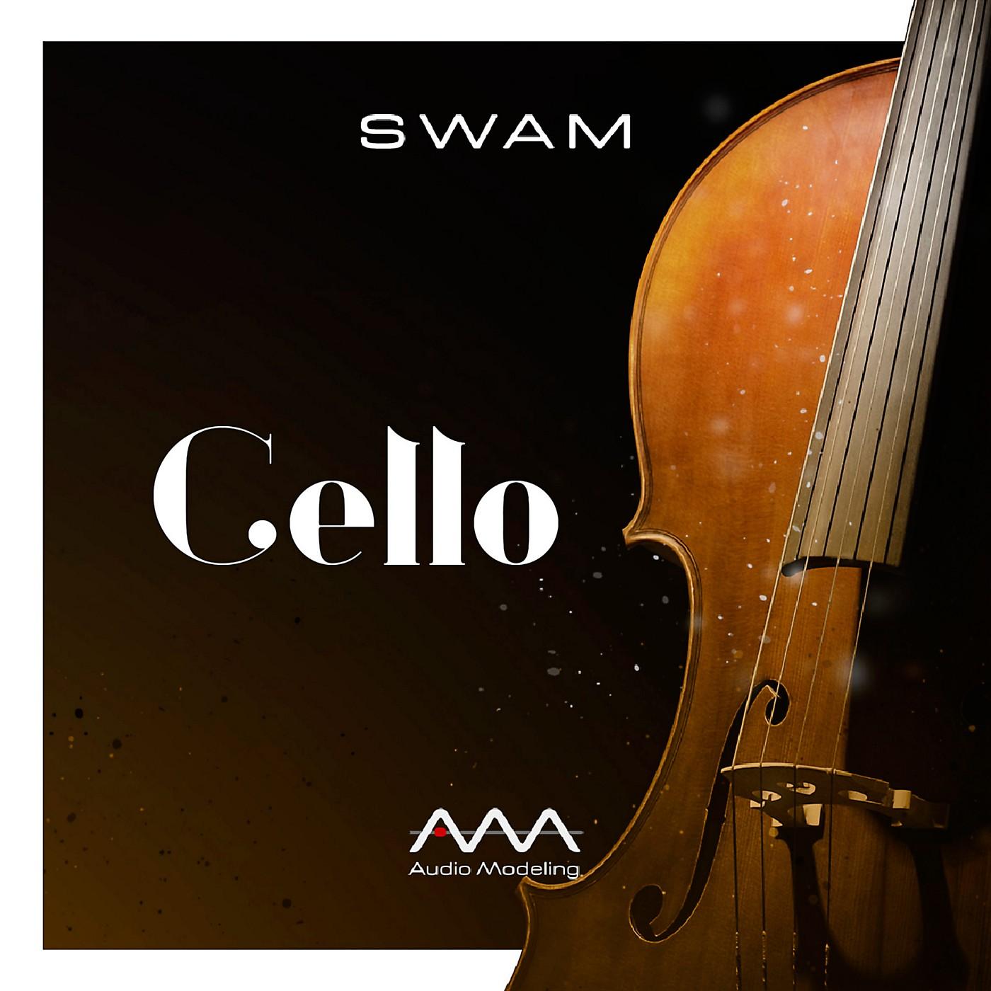 Audio Modeling SWAM Cello (Download) thumbnail