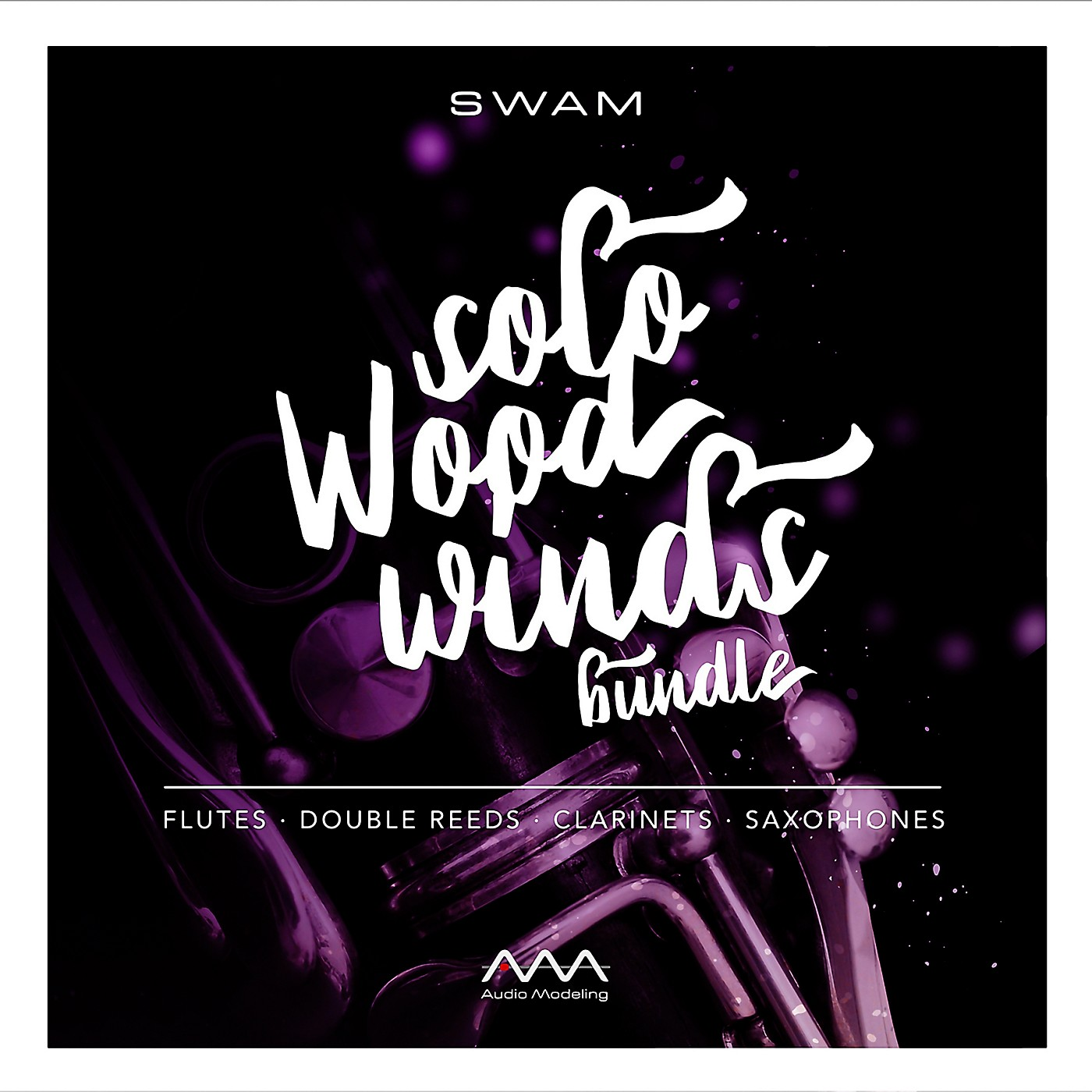 Audio Modeling SWAM Solo Woodwinds Bundle (Download) thumbnail