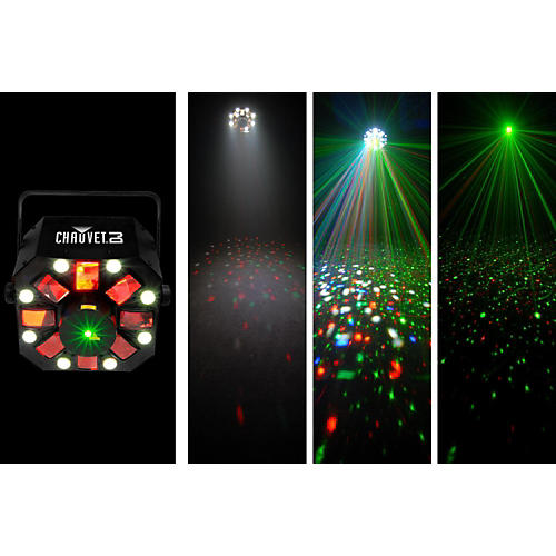 CHAUVET DJ SWARM5FX 3-in-1 Stage Lighting Effect thumbnail