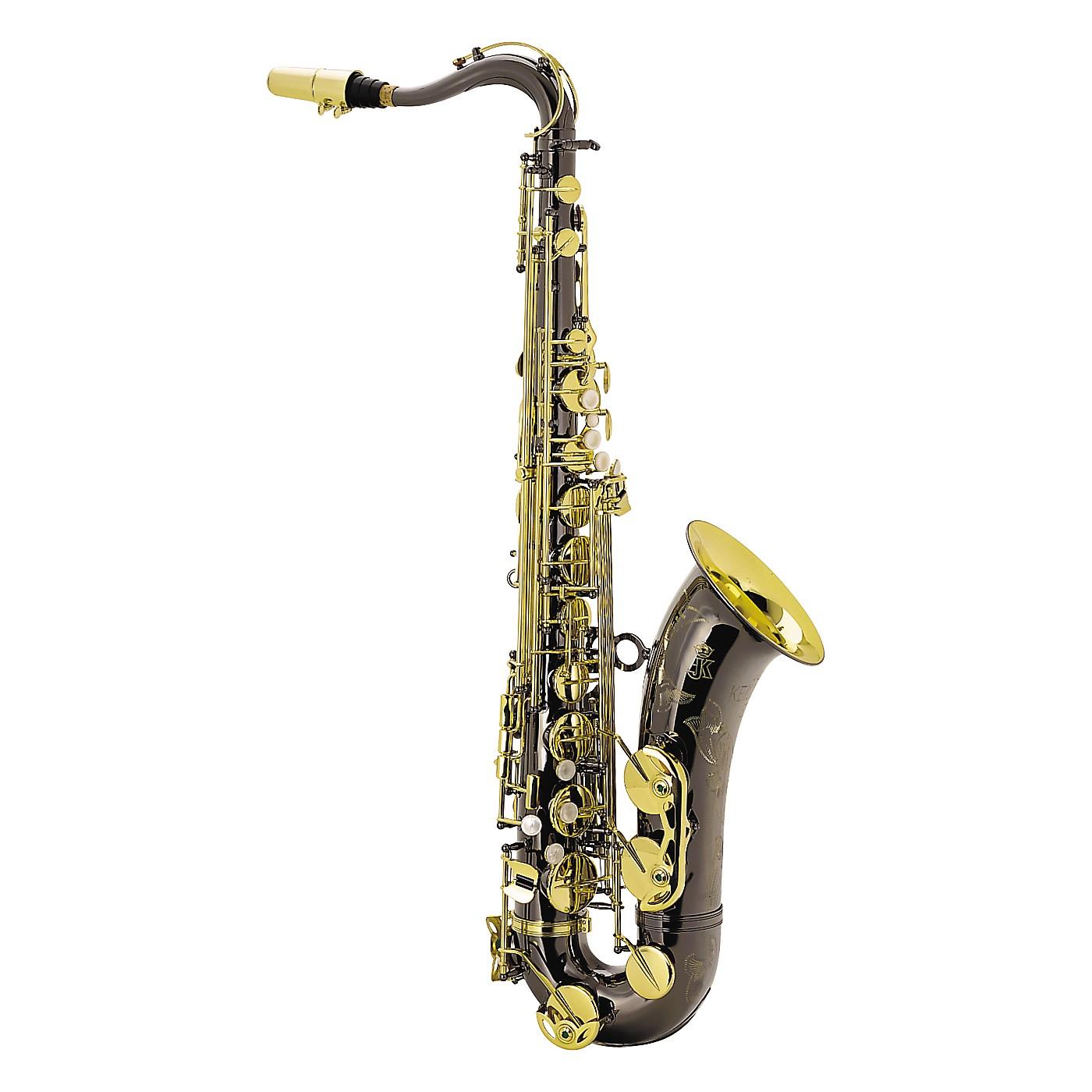 Keilwerth SX90R Black Nickel Model Professional Tenor Saxophone thumbnail