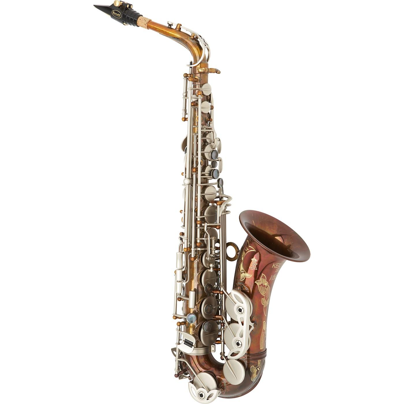 Keilwerth SX90R Vintage Model Professional Alto Saxophone thumbnail