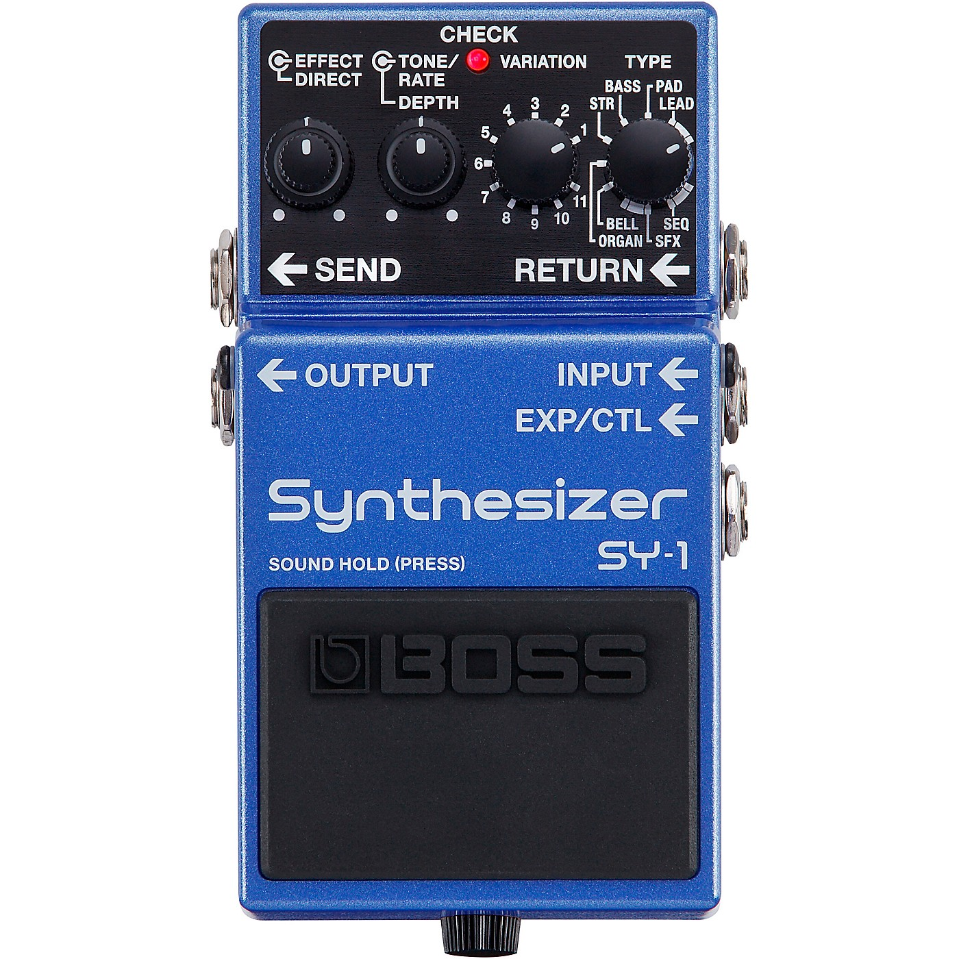 Boss SY-1 Synthesizer Effects Pedal thumbnail