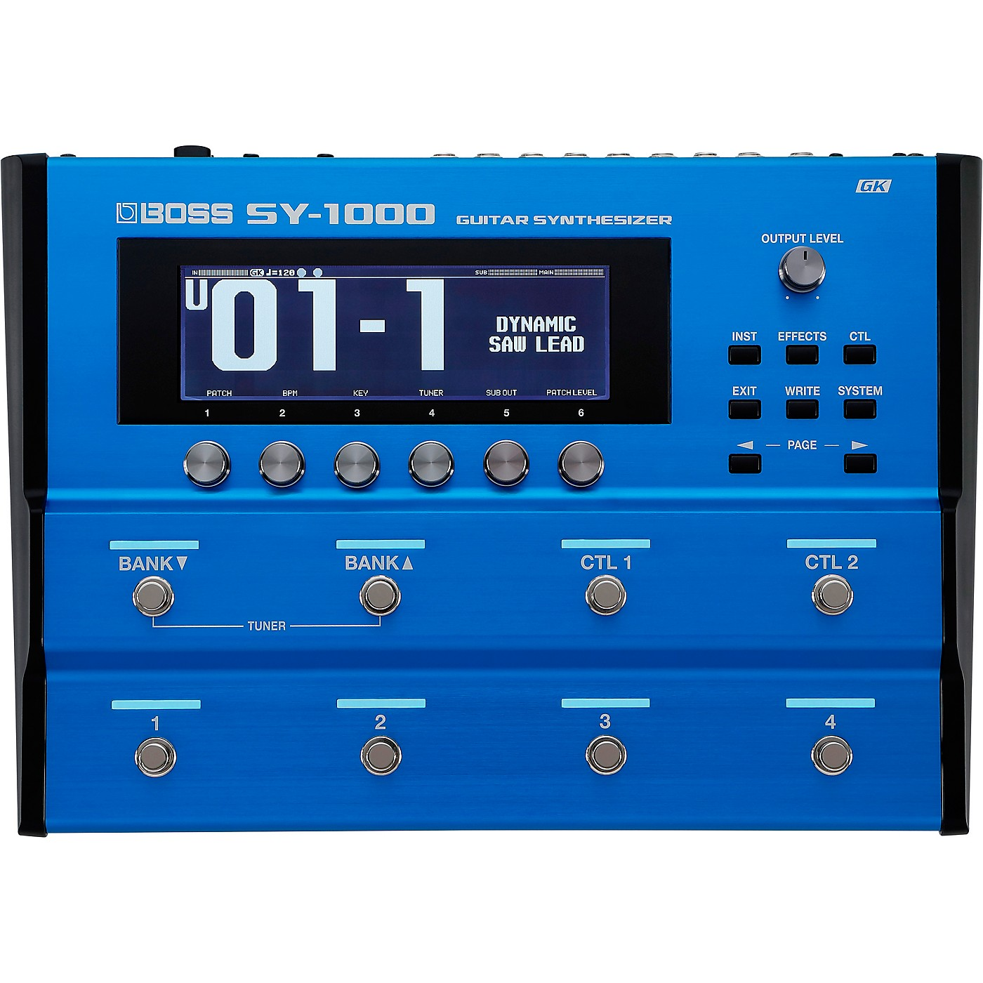 Boss SY-1000 Guitar Synthesizer and Multi-Effects Processor thumbnail