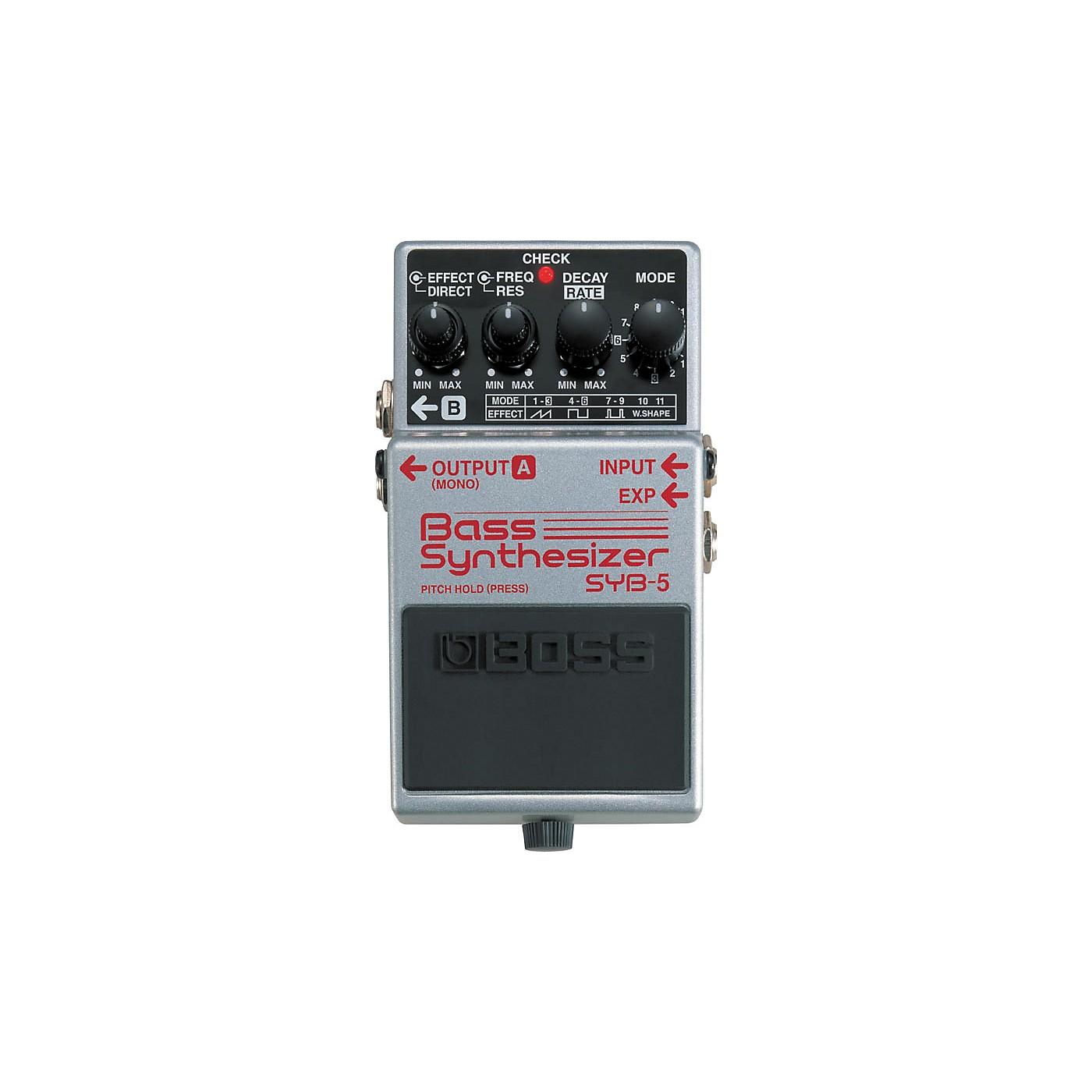 Boss SYB-5 Bass Synthesizer thumbnail