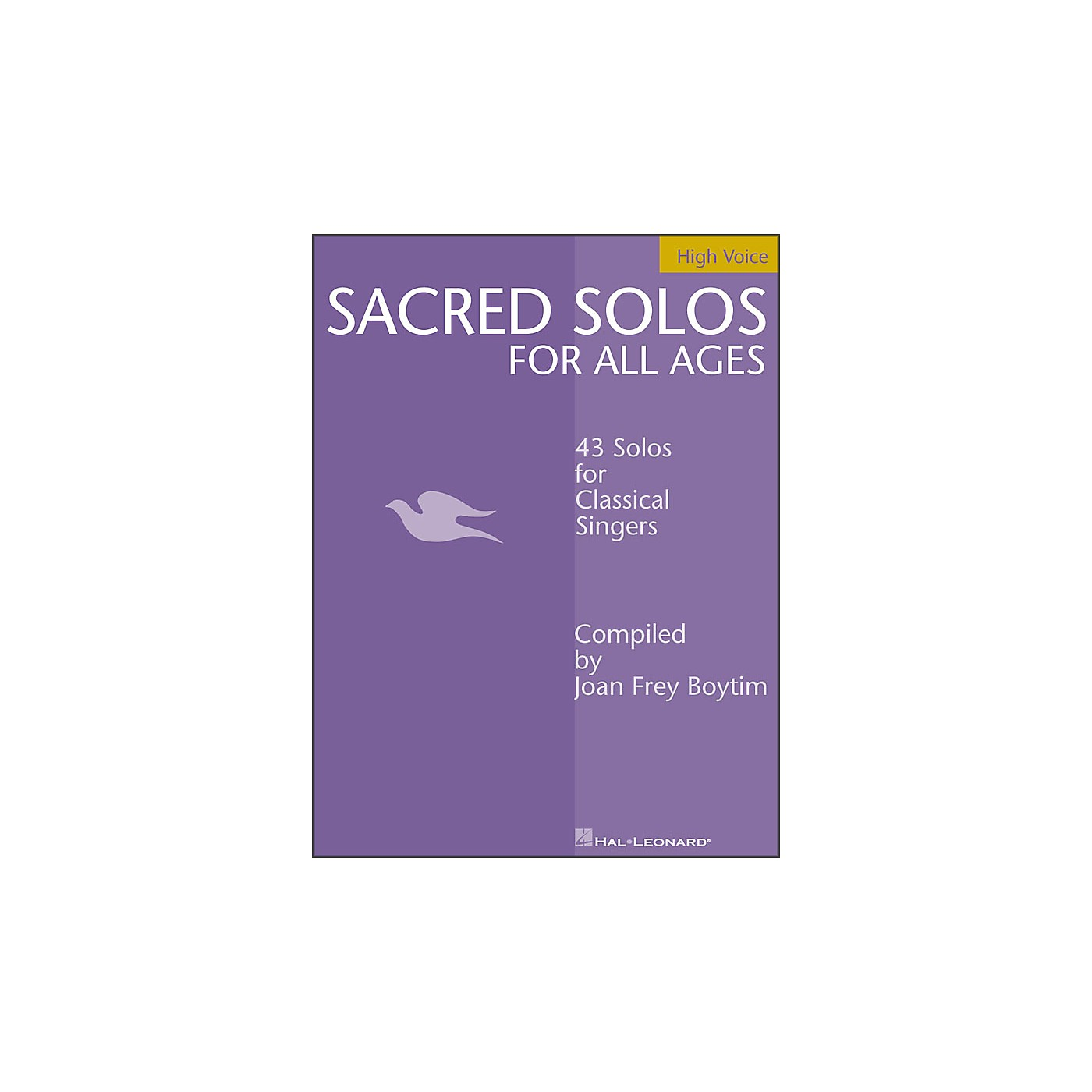 Hal Leonard Sacred Solos for All Ages for High Voice thumbnail