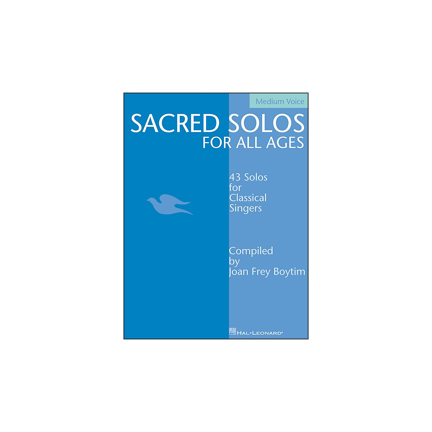 Hal Leonard Sacred Solos for All Ages for Medium Voice thumbnail