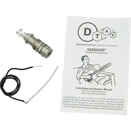 Dtar Sadducer Undersaddle Pickup for Steel-String Guitars-thumbnail