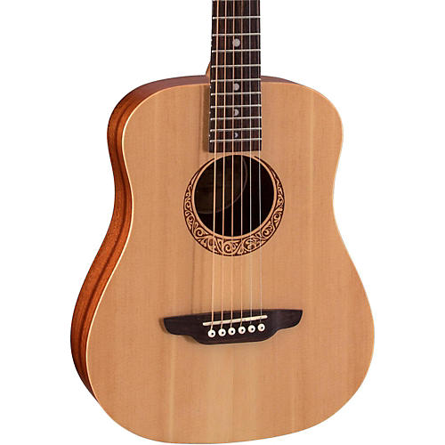 Luna Guitars Safari Supreme Acoustic Guitar thumbnail